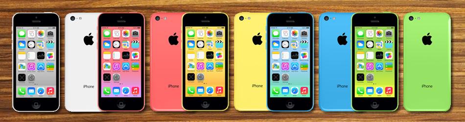 iPhone5cの修理ならテレラインサービス本川店